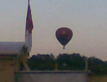 Balon nad polami - MojRower.pl