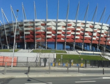 Stadion Narodowy - MojRower.pl