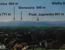 Panorama Gór Sowich - MojRower.pl