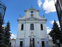 Church in Gora Kalwaria - MojRower.pl