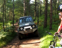 Tor 4x4 - MojRower.pl